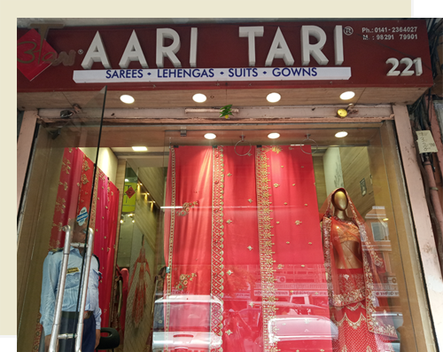 Aari Tari : Renowned Brand Notable for its Services and Reliability