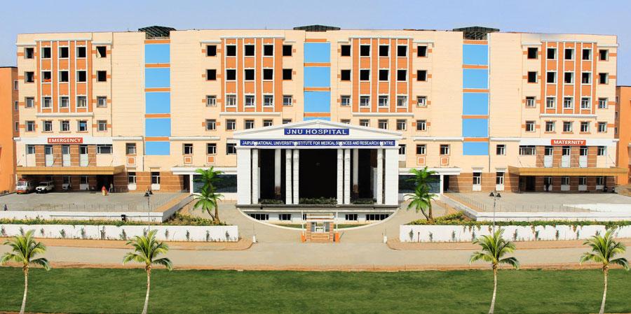 JNU Hospital : Multispecialty Premiere Health Care Destination