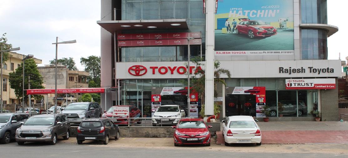 Rajesh Toyota : Achieve the Highest Level of Customer Satisfaction